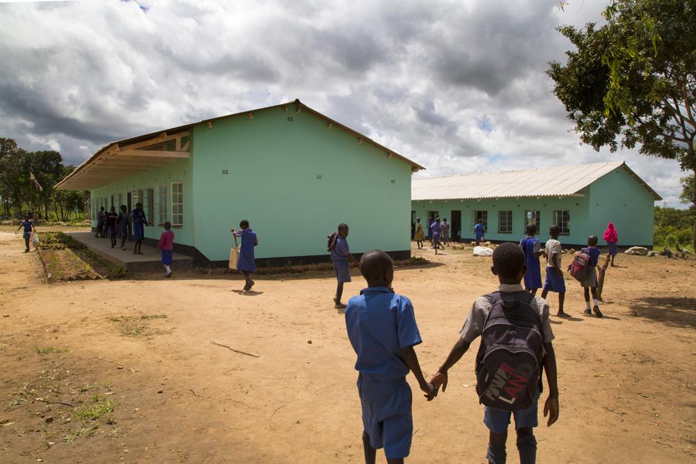 Maori classrooms – March 10, 2016